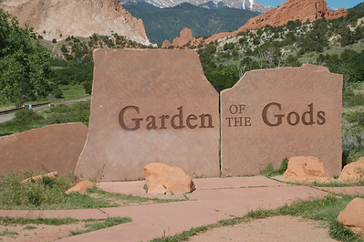 Garden of the Gods Park 2007