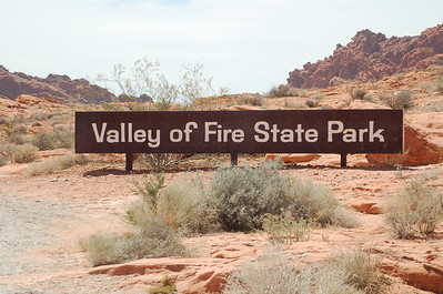 Valley of Fire SP 2007