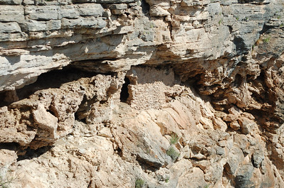 Montezuma Well en Castle NM 2008