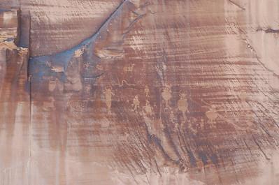 Potash Road 2009 Petroglyphs