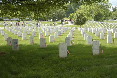 Arlington Cemetery 2009