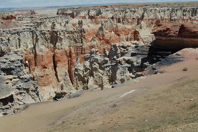 Coal Mine Canyon 2010
