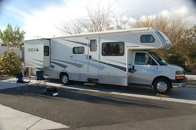 Pahrump 2010 campground