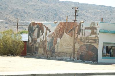 Murals in Twentynine Palms