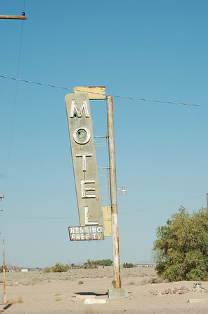 Route 66 Barstow > Amboy