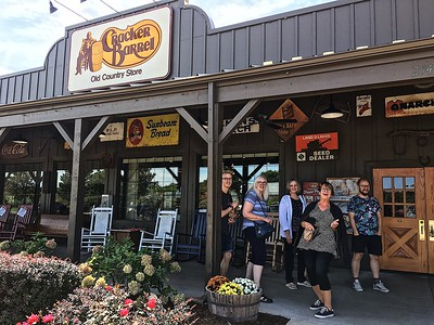 Cracker Barrel i Madison