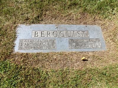Bergquist grave