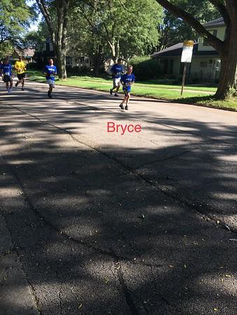 We Run Cary gick söndag 16 september