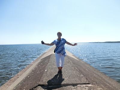 Presque Isle pier