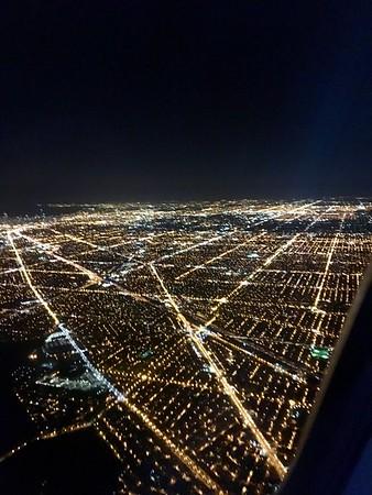 Hej då Chicago!
