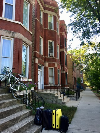 Air BnB i Little Italy Chicago