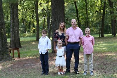 The Plourde Family