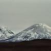 Volcans Parinacota et Pomerape