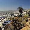 Valparaiso - Au balcon de la baie