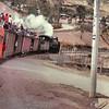 Train Alausi-Guayaquil - On voyage volontiers sur les toits