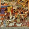 Mexico - Palais National - Murales de Diego Rivera