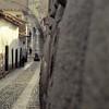 Mur inca des rues de Cuzco