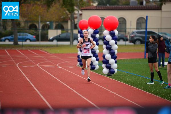 Ameris Bank Jacksonville Half & Full Marathon Finish 2017 1