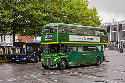 RML2412 at High Wycombe bus station