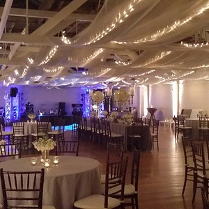 Amerson Events Lighting Drapery