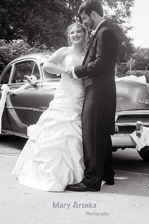 Wedding Photography in Ames, Iowa by Mary Jurenka Photography