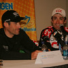 IMG_2978 3rd place George Hincapie, 2nd place Bobby Julich at the press conference
