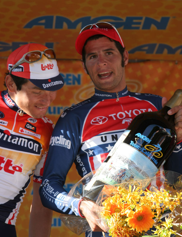 2006 Stage 4 - San Luis Obispo Finish