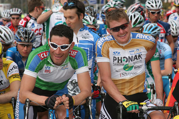 2006 Stage 7 - At the Start in Redondo Beach