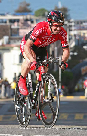 9304 Mike Sayers of Team BMC