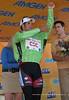 0612 JJ Haedo dons the Sprinters' jersey