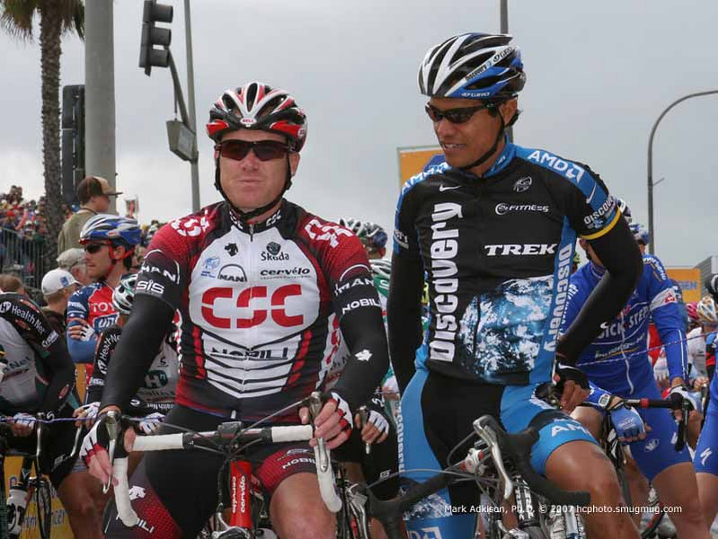 0727 Stuart O'Grady and Tony Cruz