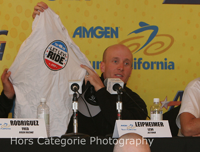 2008 Pre-race Press Conference in Palo Alto - 17 Feb 2008