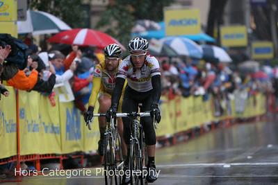 4847 George Hincapie 2nd place, Iker Camaño Ortuzar3rd