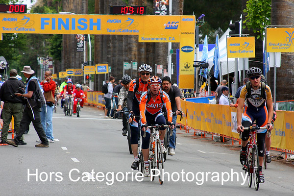 2011 Stage 2 - Finish in Sacramento