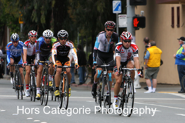 2012 Stage 1 - Start and Finish in Santa Rosa