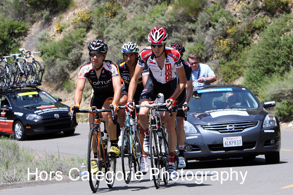 2012 The Climb to Mt Diablo and the Finish in Livermore
