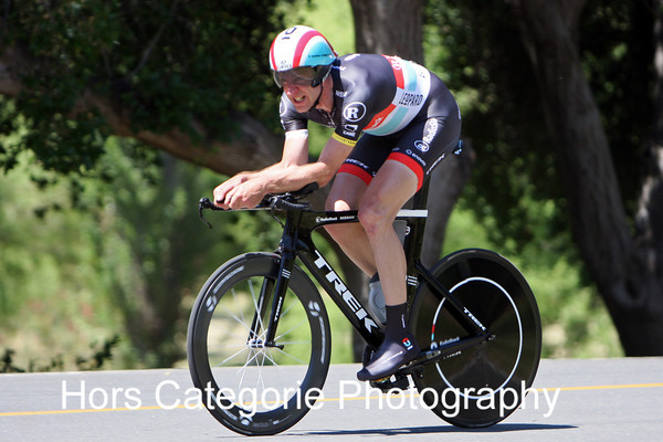2012 Stage 5 - Bakersfield - Individual Time Trial