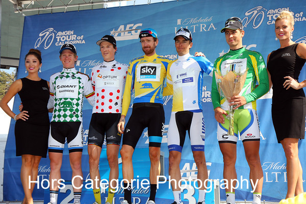 2014 Stage 6 - Newhall to Mountain High