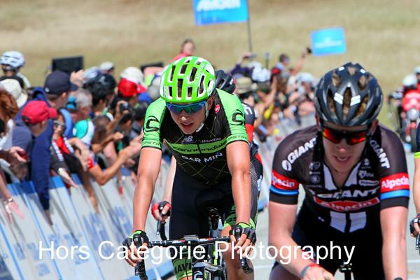2015 Stage 3 - San Jose Finish on Metcalf Road