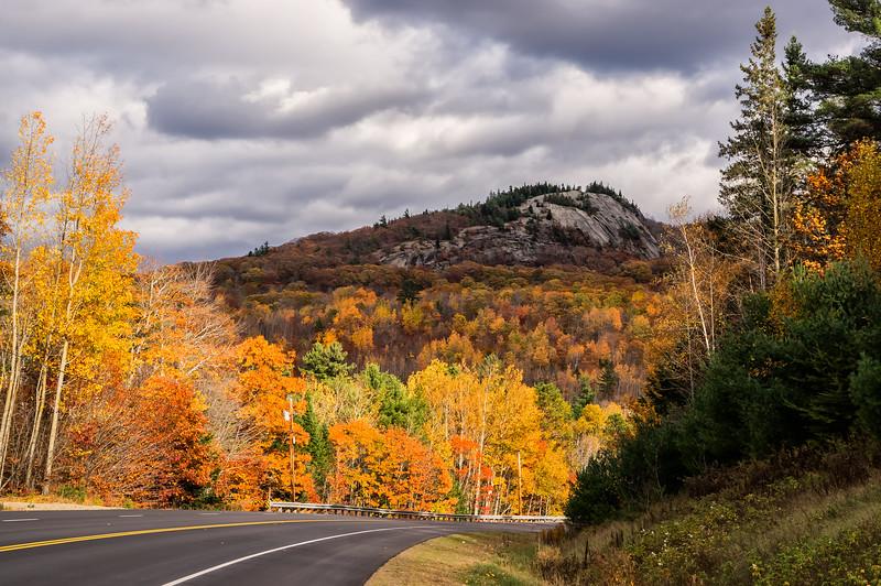 Bald Bluff Mountain - Amherst, ME  10/24/16