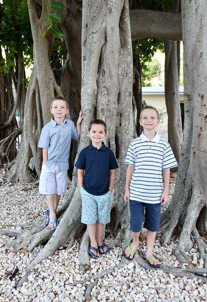 Wonderful Family Photo Session at Anna Maria Island, FL