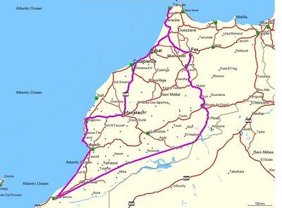 Marrocos Set. 2005