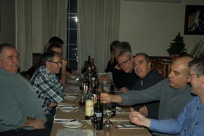 Souper des boys Noel 2011
