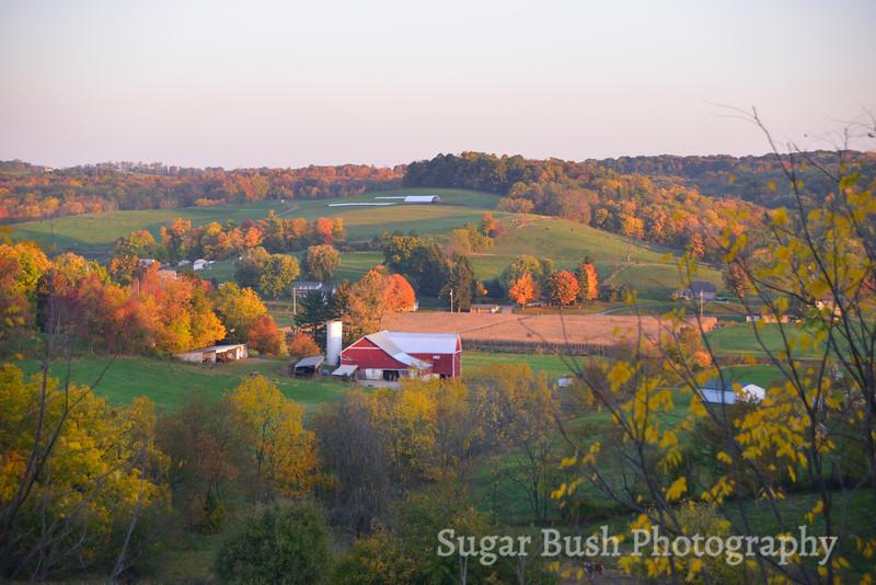 Byler's Barn, Walnut Creek, Ohio