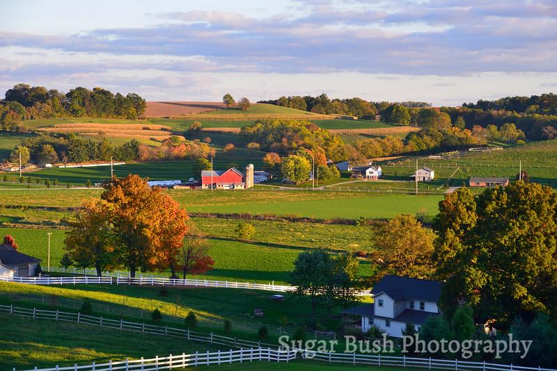 Burkholder's Barn, Walnut Creek, Ohio