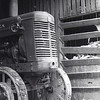 McCormick Steel Wheeled Amish Tractor