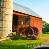 Amish Farm and McCormick Tractor