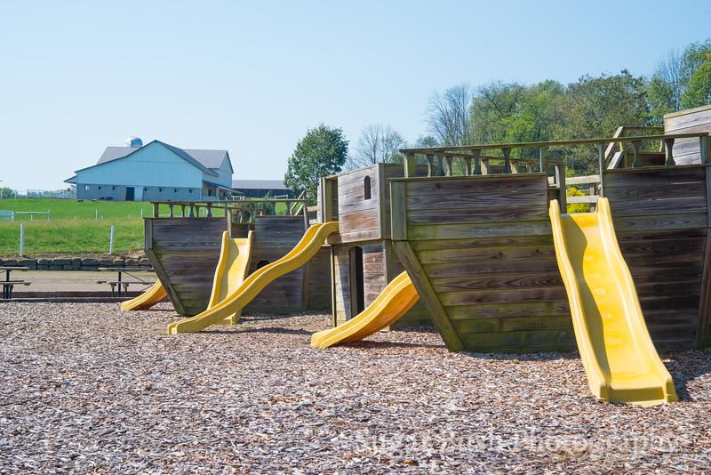 Playground at The Farm at Walnut Creek