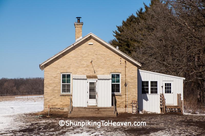 Amish School, Marquette County, Wisconsin