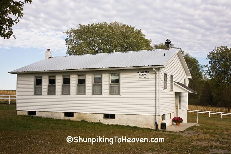 Glenbrook School, Johnson County, Iowa